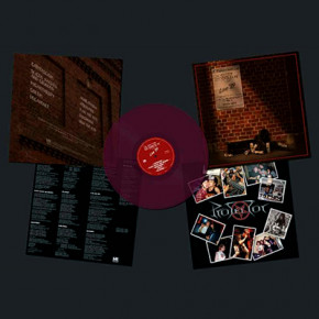 PROTECTOR - Live ´89 LP (Transparent Deep-Purple)