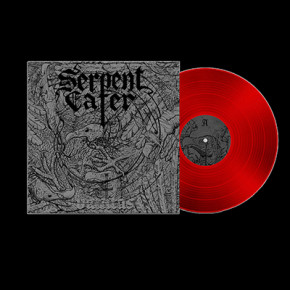 SERPENT EATER - Sanitas LP (Red)