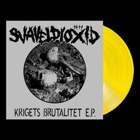 SVAVELDIOXID - Krigets Brutalitet EP (Yellow)