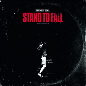 TARGET OF DEMAND / STAND TO FALL - Split LP (Test Pressing)