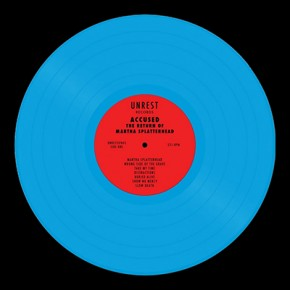 THE ACCÜSED - The Return Of Martha Splatterhead (Subcore Cover) LP (Solid Blue)