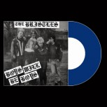 THE BRISTLES - Boys Will Be Boys EP (Royal Blue)