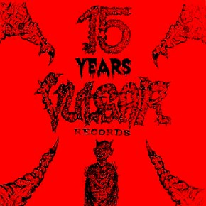 V.A. - 15 Years Of VULGAR RECORDS Comp. EP + SCHREIKRAMPF Zine # 15