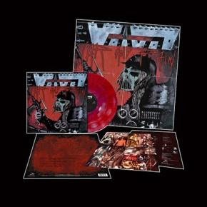 VOIVOD - War And Pain LP (Opaque Red / Purple Splatter)