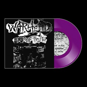 WARHEAD - Cry Of Truth EP (Purple)