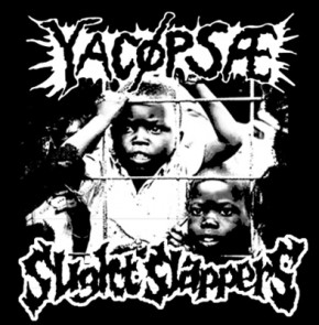 COMMUNAL GRAVE Fanzine Number 2 + YACÖPSAE / SLIGHT SLAPPERS Split EP